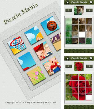 In addition to the sis game Brothers in arms 3D: Earned in blood for Symbian phones, you can also download Puzzle Mania for free.