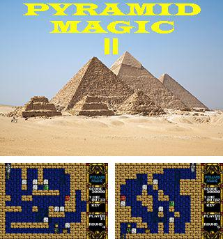 In addition to the sis game Blokz for Symbian phones, you can also download Pyramid magic 2 for free.