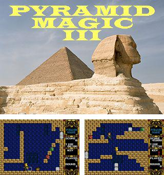 In addition to the sis game Mazes of fate for Symbian phones, you can also download Pyramid magic 3 for free.