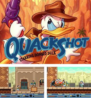 In addition to the sis game Batman for Symbian phones, you can also download Quack shot starring Donald Duck for free.