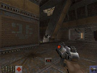 Play Quake 2 for Symbian. Download top sis games for free.