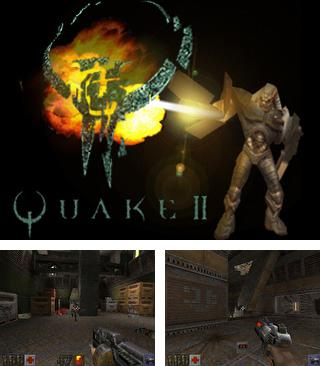In addition to the sis game Metal Bluster 2 for Symbian phones, you can also download Quake 2 for free.