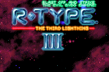 R-Type 3: The Third Lightning