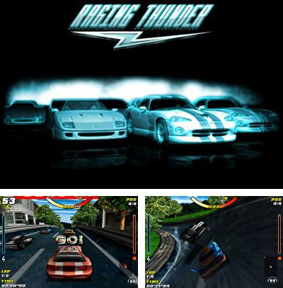 In addition to the sis game Clue for Symbian phones, you can also download Raging thunder for free.
