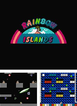 In addition to the sis game Tom Clancy's Splinter Cell: Pandora Tomorrow for Symbian phones, you can also download Rainbow Islands: The Story of Bubble Bobble 2 for free.