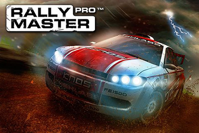 Rally master pro 3D