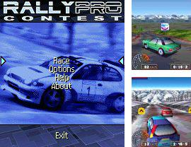 In addition to the sis game Selective Detective for Symbian phones, you can also download Rally Pro Contest for free.