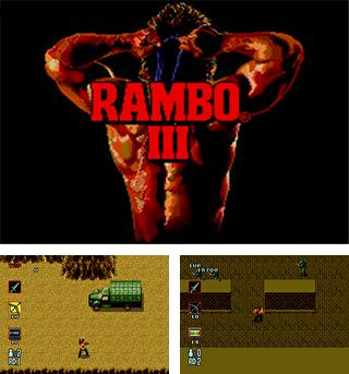 In addition to the sis game Princess Natasha: Student, secret agent, princess for Symbian phones, you can also download Rambo 3 for free.