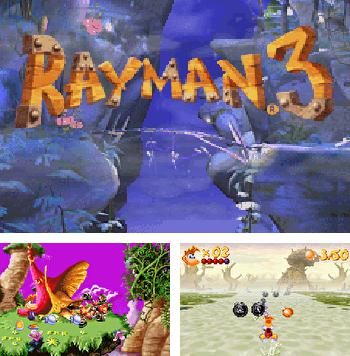 In addition to the sis game The Road Blasters for Symbian phones, you can also download Rayman 3 for free.