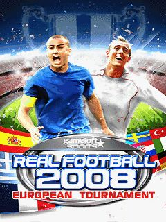 Real Football 2008 European Tournament