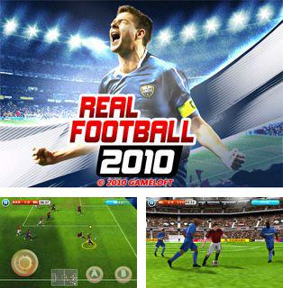 In addition to the sis game Cool spot for Symbian phones, you can also download Real football 2010 HD for free.