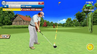 Play Real Golf 2011 for Symbian. Download top sis games for free.