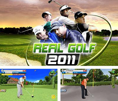 In addition to the sis game Raging Thunder 2 for Symbian phones, you can also download Real Golf 2011 for free.