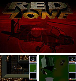 In addition to the sis game I hate guns for Symbian phones, you can also download Red zone for free.