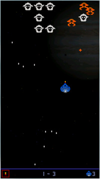 Retro Cosmos download free Symbian game. Daily updates with the best sis games.