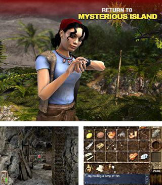 In addition to the sis game Blockout for Symbian phones, you can also download Return to Mysterious Island for free.