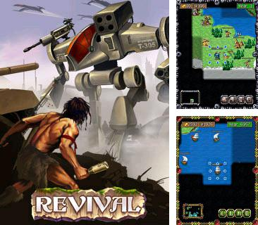 In addition to the sis game Angry Birds Seasons Mooncake Festival for Symbian phones, you can also download Revival for free.