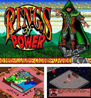 In addition to the sis game BLAZ3D for Symbian phones, you can also download Rings of power for free.