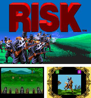 In addition to the sis game Sorcerian for Symbian phones, you can also download Risk for free.