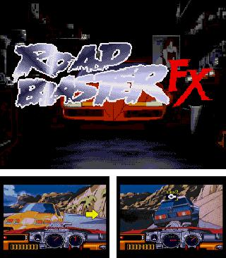 Road blaster FX (Sega CD)