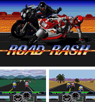 In addition to the sis game Blades of Thunder for Symbian phones, you can also download Road rash for free.