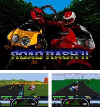In addition to the sis game Ecco Jr. for Symbian phones, you can also download Road rash 2 for free.