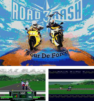 In addition to the sis game Shane Warne cricket for Symbian phones, you can also download Road rash 3 for free.