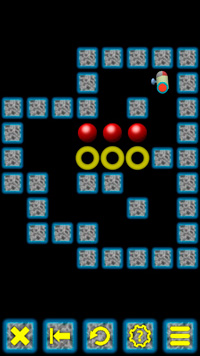 Play Robo-E for Symbian. Download top sis games for free.