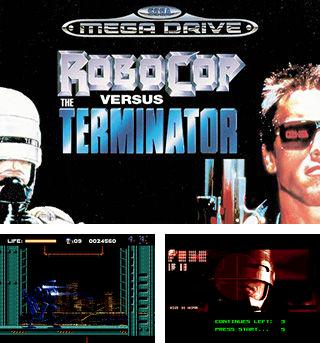 In addition to the sis game Dual blades for Symbian phones, you can also download Robocop versus The Terminator for free.