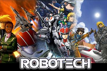 ROBOTECH FR