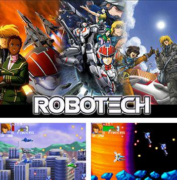 In addition to the sis game Duke Nukem 3D NIB the nightmare edition for Symbian phones, you can also download Robotech: The Macross saga for free.
