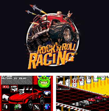In addition to the sis game Battletech for Symbian phones, you can also download Rock 'n' Roll racing for free.