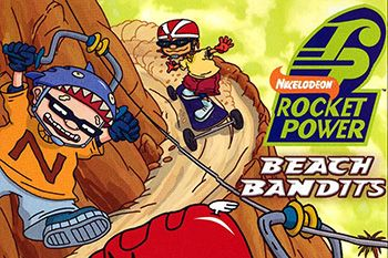 Rocket power: Beach bandits