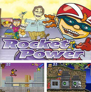 In addition to the sis game Hero of Sparta for Symbian phones, you can also download Rocket power: Dream scheme for free.