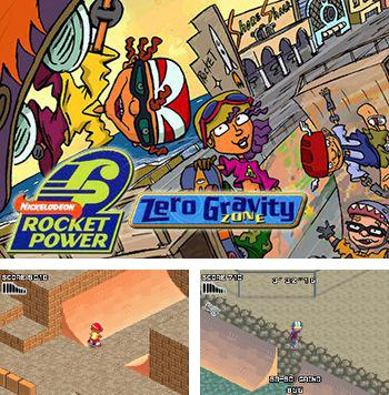 In addition to the sis game Snake Deluxe for Symbian phones, you can also download Rocket power: Zero gravity zone for free.