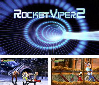 In addition to the sis game Turbo Grannies for Symbian phones, you can also download Rocket Viper 2 for free.