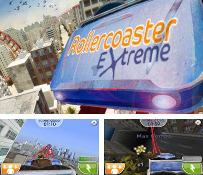 In addition to the sis game Phalanx: The enforce fighter A-144 for Symbian phones, you can also download Rollercoaster extreme for free.