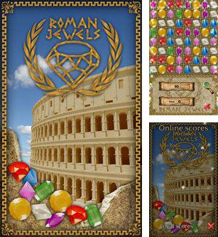 In addition to the sis game NFL '95 for Symbian phones, you can also download Roman Jewels for free.