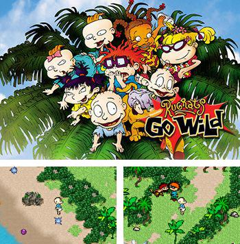 In addition to the sis game Jungle strike for Symbian phones, you can also download Rugrats! Go wild for free.