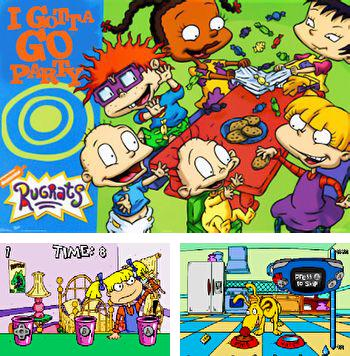 In addition to the sis game 720 Degrees for Symbian phones, you can also download Rugrats: I gotta go party for free.