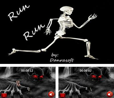 In addition to the sis game Open Tennis Lite for Symbian phones, you can also download Run Skeleton Run for free.