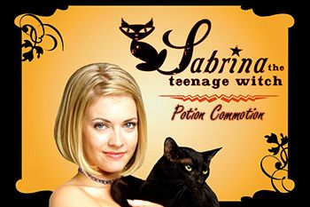 Sabrina the teenage witch: Potion commotion