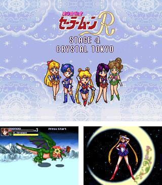 Zusätzlich zum sis-Spiel Eroberer für Symbian-Telefone können Sie auch kostenlos Sailor Moon R - Level 4 Kristall-Tokio, Sailor Moon R Stage 4 Crystal Tokyo herunterladen.