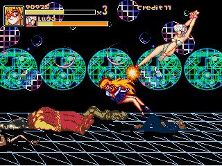 Sailormoon: Surnom Sailor V - Écrans du jeu Symbian. Gameplay Sailormoon: Code Name Sailor V.