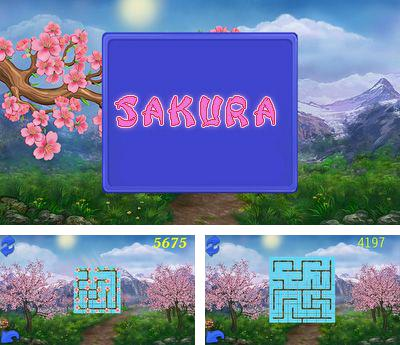In addition to the sis game Star Trek: The Next Generation for Symbian phones, you can also download Sakura for free.