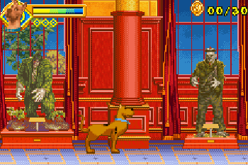 Play Scooby-Doo 2 Monsters Unleashed for Symbian. Download top sis games for free.
