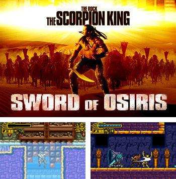 In addition to the sis game Paintball 2 for Symbian phones, you can also download Scorpion king: Sword of Osiris for free.