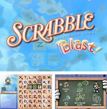 In addition to the sis game Tumble Weed for Symbian phones, you can also download Scrabble blast for free.