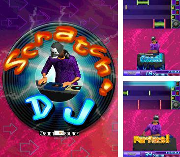 In addition to the sis game Spider-Man total mayhem HD for Symbian phones, you can also download Scratch DJ for free.