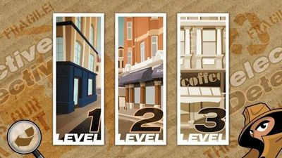 Selective Detective download free Symbian game. Daily updates with the best sis games.